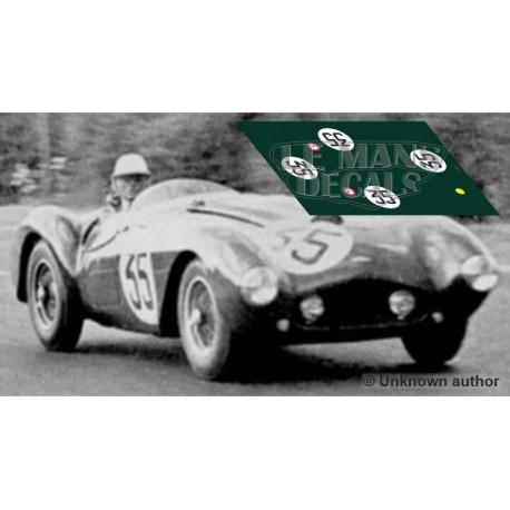 Frazer Nash Sebring - Le Mans 1955 nº35
