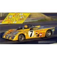 Lola T280 - Le Mans 1972 nº7