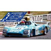 Mirage M9 - Le Mans 1978 nº11