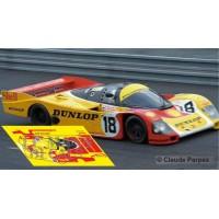 Porsche 962C - Le Mans 1988 nº18