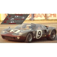 Ford GT40 - Le Mans 1969 nº9