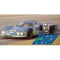 Matra MS630  - Le Mans 1969 nº32