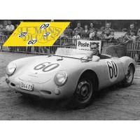 Porsche 356A - Le Mans 1957 nº60