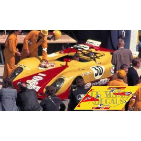 Porsche 908/02 - Le Mans 1971 nº30