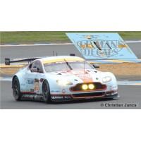 Aston Martin Vantage V8 - Le Mans 2013 nº96