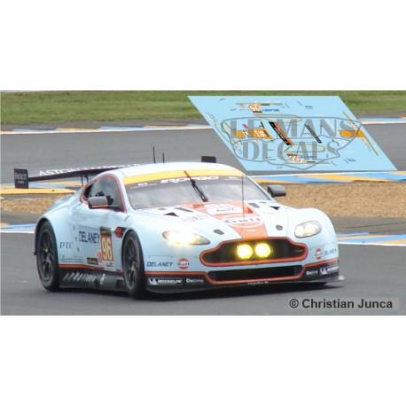 Aston Martin Vantage V8 - Le Mans 2013 nº95