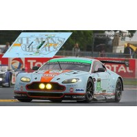 Aston Martin Vantage V8 - Le Mans 2013 nº99