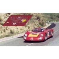 Alfa Romeo 33/2 - Targa Florio 1968 nº182
