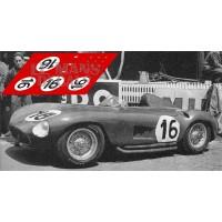 Maserati 300 S - Le Mans 1955 nº16
