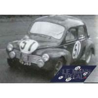 Renault 4-4 / 4CV - Le Mans 1951 nº51