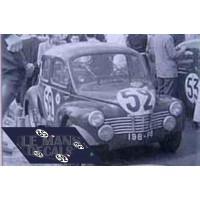 Renault 4-4 / 4CV - Le Mans 1951 nº52