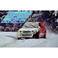 Ford Escort WRC - Rallye Montecarlo 1997 nº6