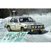 Opel Ascona  - Rallye Montecarlo 1981 nº25