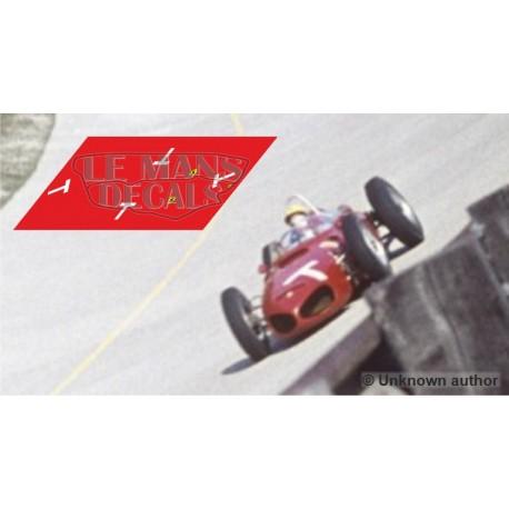 Ferrari 156 F1 - GP Italia 1961 nºT test