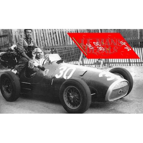 Ferrari 500 F2 - Bern GP 1952 nº30