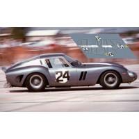 Ferrari 250 GTO -Sebring 1962 nº24