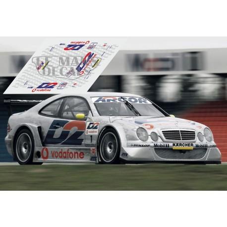 Mercedes CLK DTM - Temporada 2001 nº1