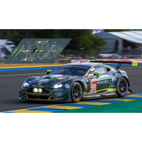 Aston Martin Vantage GTE - Le Mans 2018 nº98