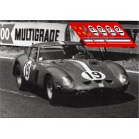 Ferrari 250 GTO - Le Mans 1962 nº19