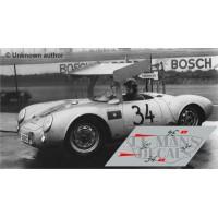 Porsche 550 Spyder - 1.000 Km Nurburgring 1956 nº 34