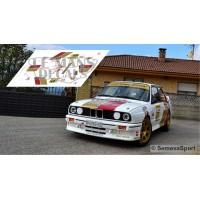 BMW M3 E30 - Rally Legends Asturias 2018 nº212