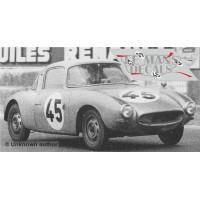 DKW Coupe Monza - Le Mans 1957 nº45