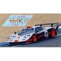 McLaren F1 GTR LM - Le Mans 1997 nº39