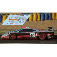 McLaren F1 GTR LM - Le Mans 1997 nº40