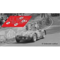Maserati A6GCS - Le Mans 1955 nº31