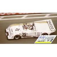 Chevron B36 - Le Mans 1980 nº25