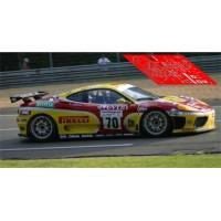 Ferrari 360 Modena - Le Mans 2003 nº70