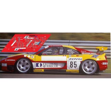 Ferrari F355 - Le Mans Test 1996 nº85