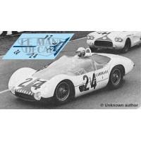 Maserati Tipo 61 - Le Mans 1960 nº24