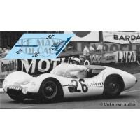 Maserati Tipo 61 - Le Mans 1960 nº26