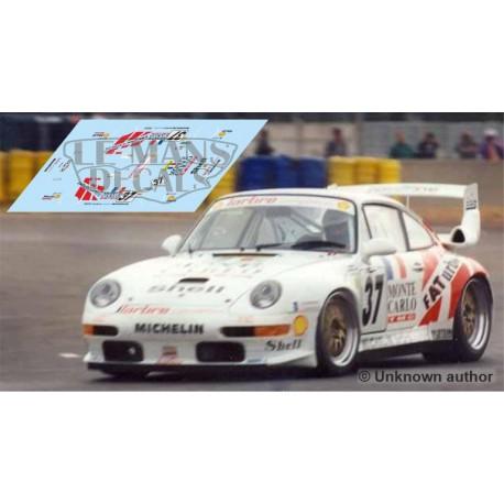 Porsche 911 GT2 evo - Le Mans 1995 nº37