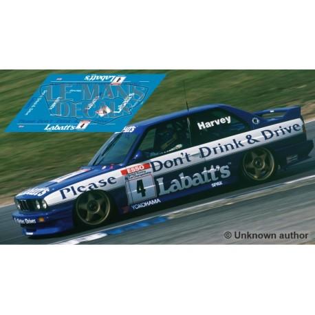 BMW M3 E30 - BTCC 1991 nº4