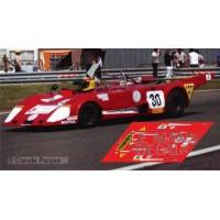 Lola T298  - Le Mans 1981 nº30