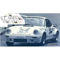 Porsche 911 Carrera RS - Le Mans Test 1975 nº54