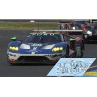 Ford GT GTE - Le Mans 2016 nº66