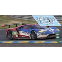 Ford GT GTE - Le Mans 2016 nº68