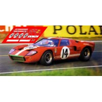 Ford GT40 - Le Mans 1966 nº14