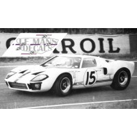 Ford GT40 - Le Mans 1966 nº15