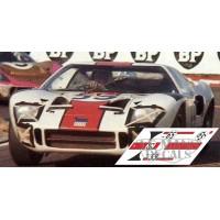 Ford GT40 - Le Mans 1966 nº59