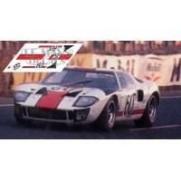 Ford GT40 - Le Mans 1966 nº60