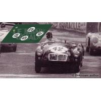 MG EX 182 - Le Mans 1955 nº42