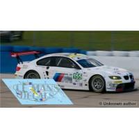 BMW M3 E92 GT2 - 12h Sebring 2012 nº155
