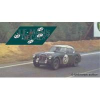 Austin Healey 3000 - Le Mans 1961 nº21