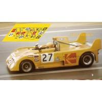 Lola T290 - Le Mans 1972 nº27