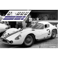 Maserati Tipo 151 - Le Mans 1962 nº3