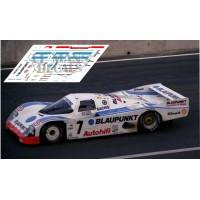 Porsche 962C - Le Mans 1988 nº7